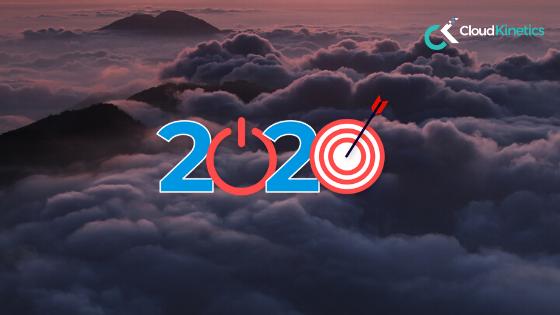 Cloud in 2020 Key market trends