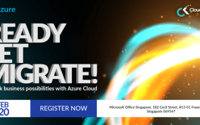 Ready, Set, Migrate: Cloud Event for SMEs