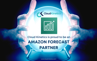 Cloud Kinetics recognized as Amazon Forecast Partner by AWS