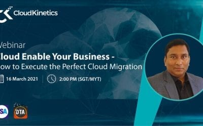 Execute The Perfect Cloud Migration – Cloud Enable Your Business