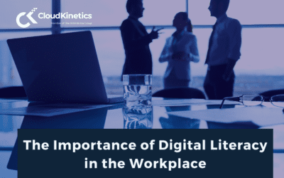 The Importance of Digital Literacy in the Workplace