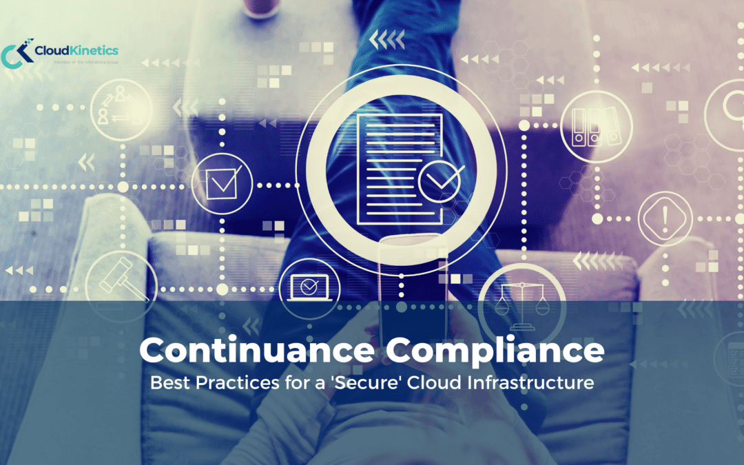 """Continuous Compliance – Best Practices for a """"secure"""" Cloud Infrastructure"""