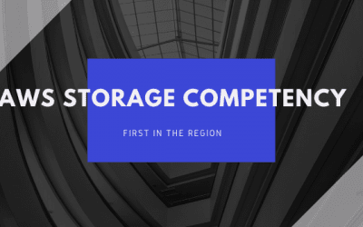 AWS Storage Competency