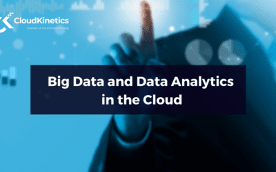 Big Data and Data Analytics in the Cloud