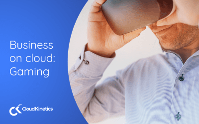 Business on Cloud: Gaming