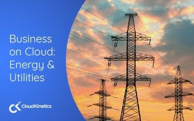 Business on Cloud: Energy and Utilities