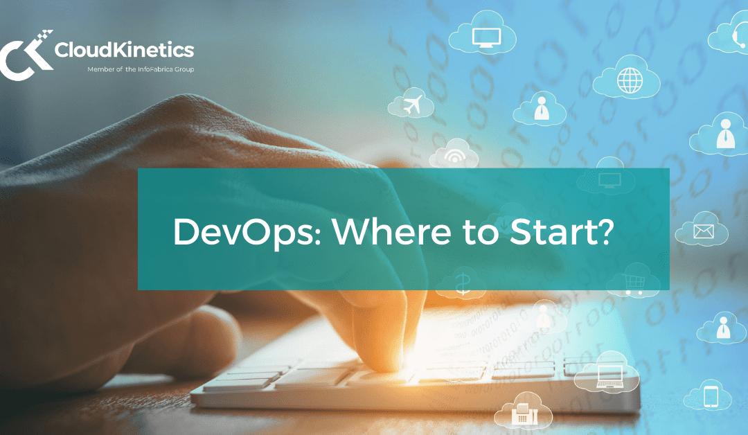 DevOps: where to start?