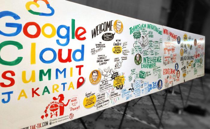 Google Cloud Summit in Jakarta, Indonesia