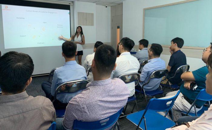 The Art of Customer Loyalty Workshop, Vietnam