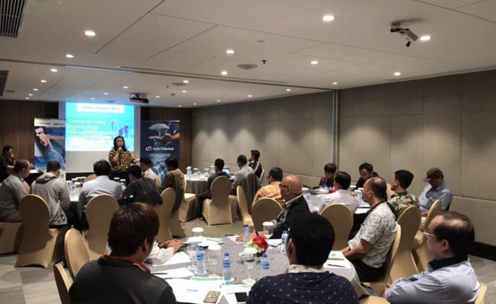 VMware on IBM Cloud with Cloud Kinetics, Indonesia