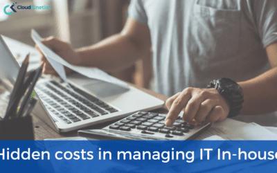 Hidden Costs of Managing IT In-House