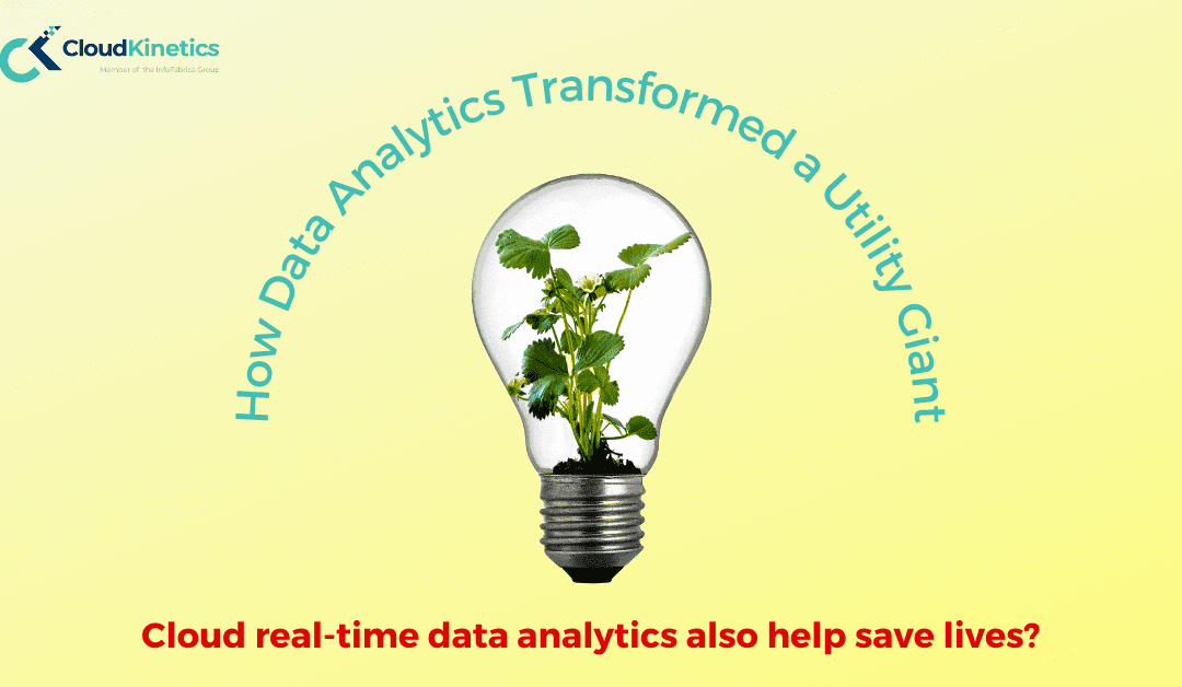 How Real-Time Data Analytics can Save Lives