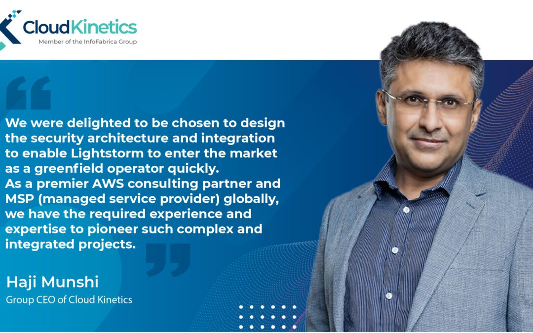 Lightstorm opts for Nokia's Digital Operations software for faster service rollout
